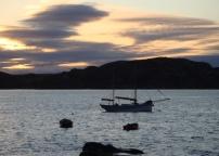 sun rise boat 2